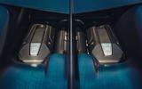 Bugatti Divo 2020 road test review - engine