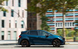 17 Cupra Born 2021 first drive review tracking side