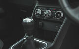 17 Dacia Sandero Stepway 2021 RT climate controls