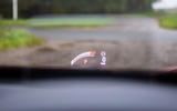 Honda CR-V 2018 road test review - HUD