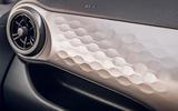 Hyundai i10 2020 road test review - interior trim