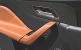 Jaguar F-Pace SVR 2019 first drive review - door cards