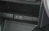 Kia Ceed 2018 road test review USB port