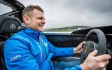 Lotus 3-Eleven 430 review Matt Bird driving