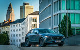 Mazda CX-30 2019 road test review - static front