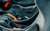 17 McLaren 620R 2021 road test review seats