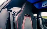 17 McLaren GT 2021 road test review seat details
