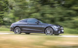 Mercedes-AMG C43 Coupe 2018 road test review on the road right