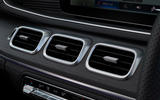 Mercedes-AMG GLE 53 2020 road test review - air vents
