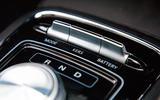 MG ZS EV 2019 road test review - regenerative braking controls