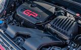 Mini JCW GP 2020 road test review - engine