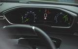 17 Peugeot 508 PSE SW 2021 RT instruments