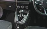 Renault Clio 2019 road test review - centre console