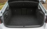 Skoda Superb iV 2020 road test review - boot