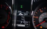 Suzuki Jimny 2018 road test review - instruments