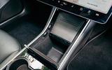 Tesla Model 3 road test - centre console