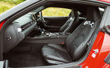 Toyota GR Supra 2019 road test review - cabin