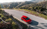 Volkswagen Golf GTI TCR 2019 road test review - mountains