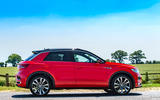Volkswagen T-Roc 2019 road test review - static side