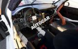 Porsche 911 GT3 R Hybrid dashboard