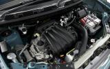 1.6-litre Nissan Cube petrol engine