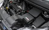 2.5-litre Ford Focus RS500 petrol engine