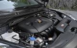 1.6-litre Hyundai i40 petrol engine
