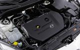 2.0-litre Mazda 3 petrol engine