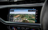Audi RS Q3 2020 road test review - navigation
