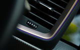 Audi A1 S Line 2019 road test review - ambient lights