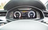 Audi A6 Avant 2018 road test review - instruments dials