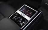 Audi A8 60 TFSIe 2020 road test review - climate controls