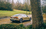 18 audi rs e tron gt 2021 lhd first drive review static rear