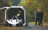 BAC Mono 2018 review - delivery