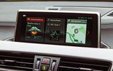 BMW X2 M35i 2019 road test review - infotainment