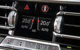BMW X5 2018 road test review - climate controls