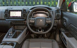Citroen C5 Aircross 2019 road test review - dashboard