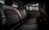 18 dacia sandero tce 90 2021 uk first drive review rear seats