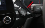 Ford Fiesta ST 2018 road test review start button
