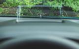 Ford Focus ST 2019 road test - HUD