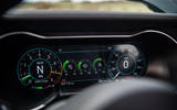 Ford Mustang Bullitt 2018 road test review - instruments
