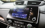 Honda CR-V 2018 road test review - infotainment