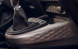 Hyundai i10 2020 road test review - gearstick