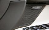Jaguar XF Sportbrake 2019 road test review - door cards