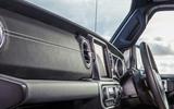 Jeep Wrangler 2019 road test review - interior trim