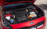 18 Kia Niro 2021 road test review engine