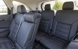 Kia Sorento 2018 road test review rear seats