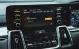 18 Kia Sorento 2021 road test review infotainment
