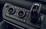 Land Rover Defender 2020 road test review - climate controls