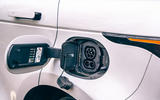 18 Land Rover Range Rover Evoque 2021 road test review charging port